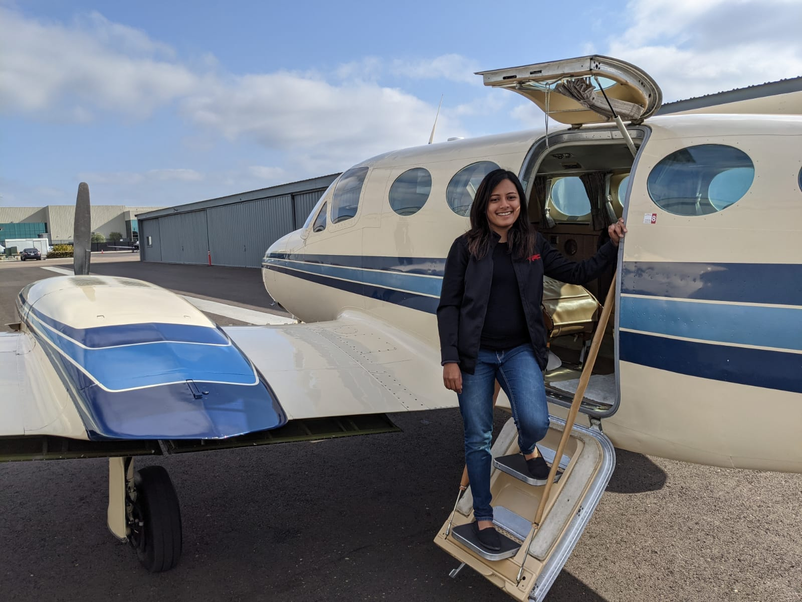 Kalyan's youngster ready to make history in space tourism